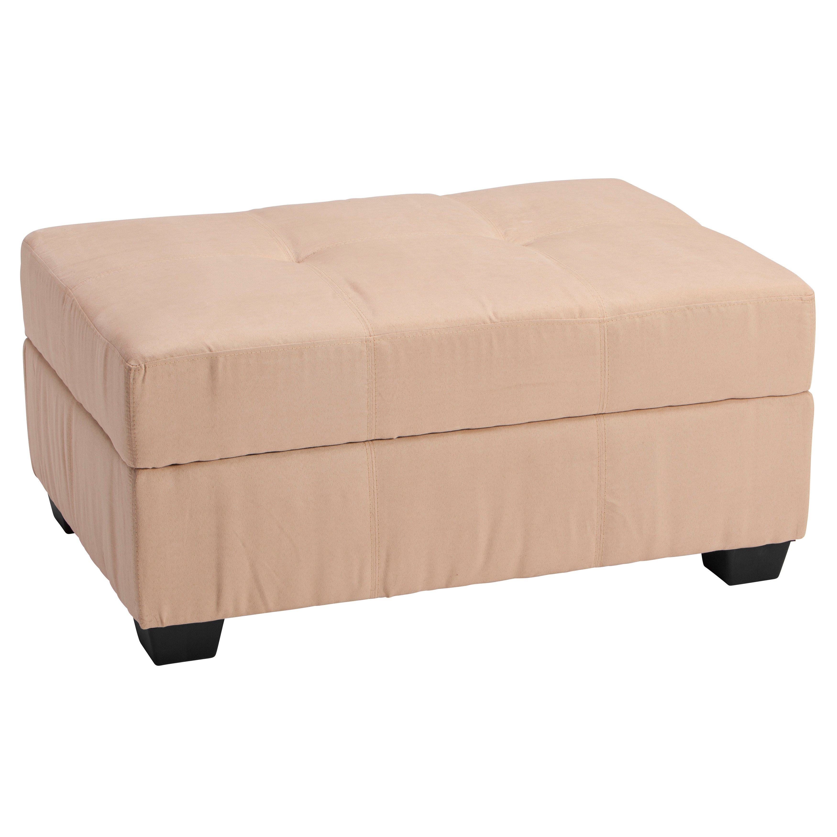 Swell Malad Hinged Storage Ottoman Bench Alphanode Cool Chair Designs And Ideas Alphanodeonline