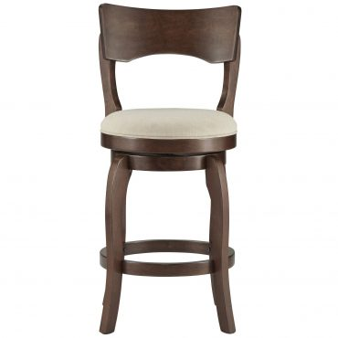Handys@Lyla-Swivel-24-inch-Brown-Oak-Counter-Height-Linen-Barstool-by-iNSPIRE-Q-Classic-0aa90396-0345-4a04-b827-7f6a7b172485