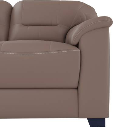 Handys Avalon Croma Leather 3 Seater Sofa