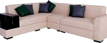 Handys Baldwin Perfect Homes Conwy Leatherette 6 Seater Sofa