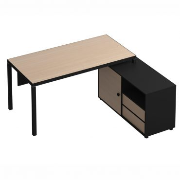 2018-hot-sale-melamine-Manager-Office-table