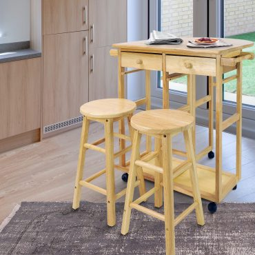 Arts-and-Crafts-Breakfast-Cart-with-Drop-leaf-Table-96c48dd7-bd09-4afc-bd14-c04b3b1296be