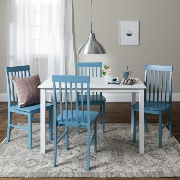 Porch-Den-Pompton-5-piece-White-and-Powder-Blue-Dining-Set-8b390f9d-78aa-44e6-87f6-4cb289bb1e72