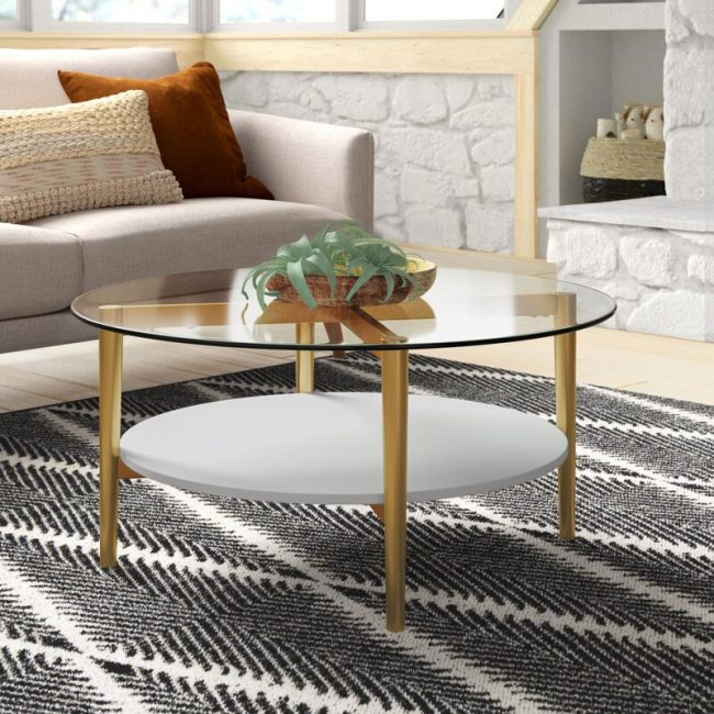 Ardmore +Coffee +Table